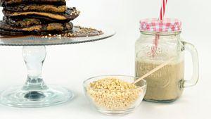 Harinas para preparar horchata y batidos saludables