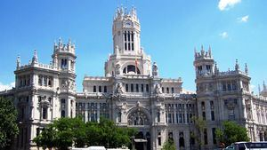 Si la vida fuera una ciudad, sería Madrid