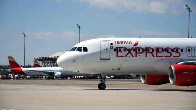 Iberia e Iberia Express las aerolíneas más puntuales