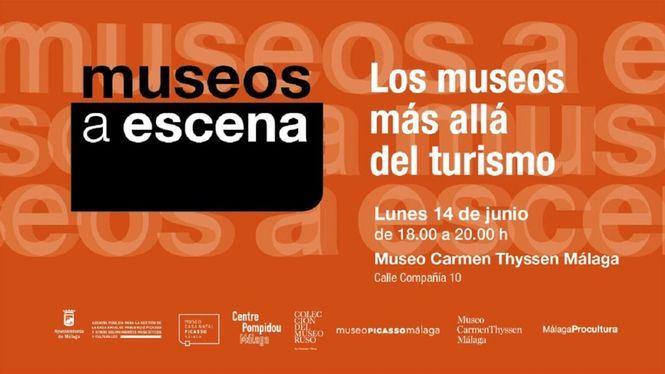 III Encuentro de museos a escena: Más allá del turismo