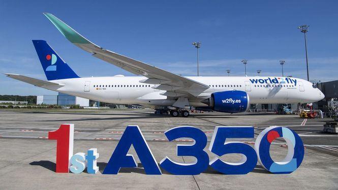 El día 19 de junio tendrá lugar el primer vuelo comercial de World2Fly a Punta Cana