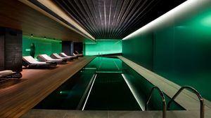 Un oasis de tranquilidad, en el Spa del novedoso y exclusivo Mandarin Oriental, Barcelona