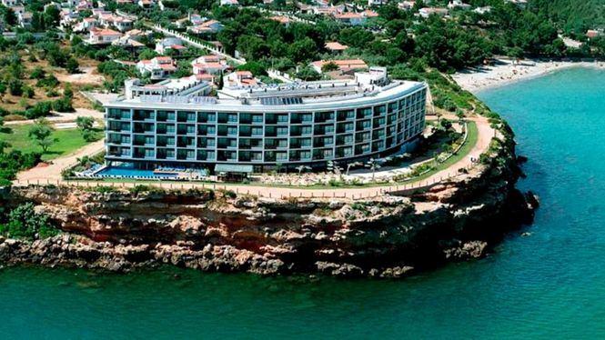 Hoteles a pie de playa para descansar este verano