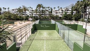 El Club de Tenis del Puente Romano Beach acoge el Resort World Padel Tour 2021