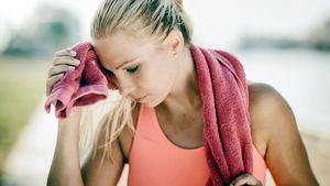 El exceso de sudor, un trastorno del sistema nervioso