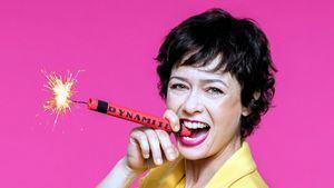 Diana Lázaro, protagonista de la comedia Liad@s