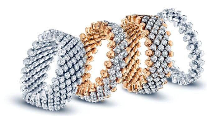 El sorprendente anillo Multitalla de Serafino Consoli lo trae a España Wempe