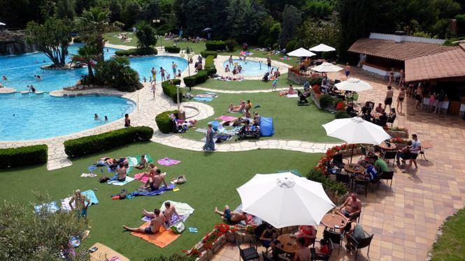 Aumentan un 74% las reservas de Playa Montroig Camping Resort