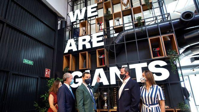 El centro de deportes electrónicos Home of Giants abre instalaciones en Málaga