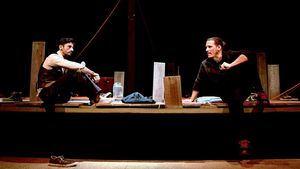 Una noche sin luna, Juan Diego Botto y Sergio Peris-Mencheta regresan al Teatro Español