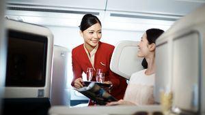 Qué ofrecen las cabinas Business de Cathay Pacific