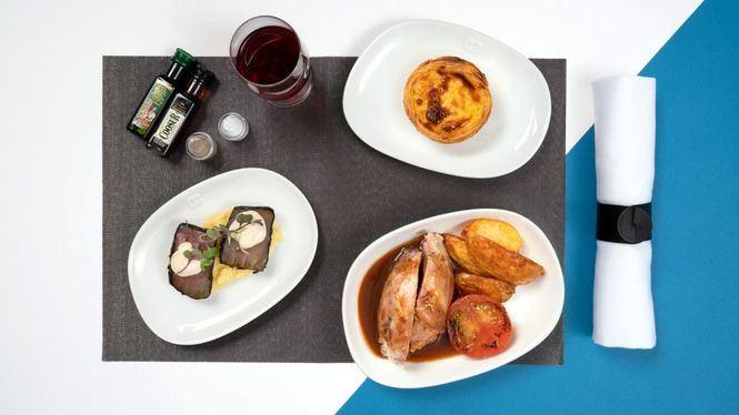 Ruta gastronómica europea a bordo de la flota 787 Dreamliner de Air Europa