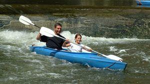 Descenso kayak por el Lesse