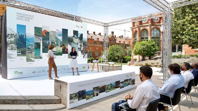 Ferrocarriles de Cataluña presenta la oferta turística para este verano