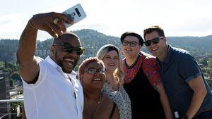 Los mejores lugares para hacerse un selfie