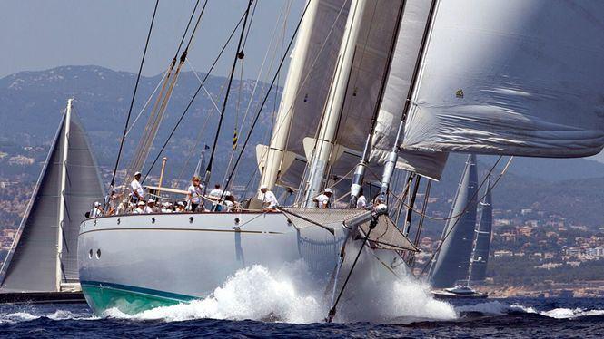 La Superyacht Cup Palma, la regata de superyates más longeva de Europa