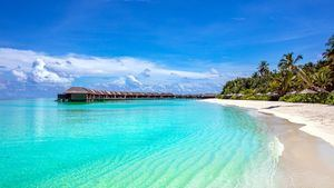 La playa de Veligandu, en Maldivas, gana el World Championship of Beaches de Kiwi.com