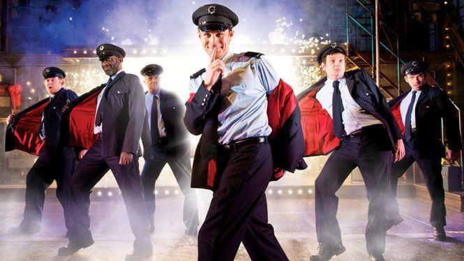 The Full Monty, el musical, en el Teatro Rialto a partir del 22 de octubre