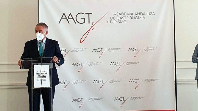 Premio Andalucía de Gastronomía a Turismo Andaluz por su labor en apoyo del sector
