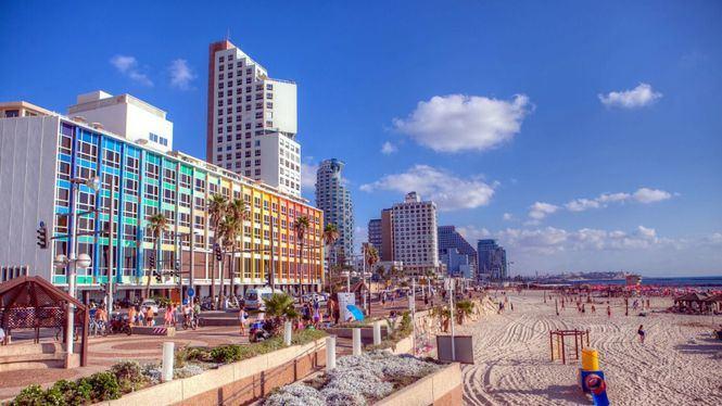 Las mejores playas de Israel bañadas por el Mediterráneo