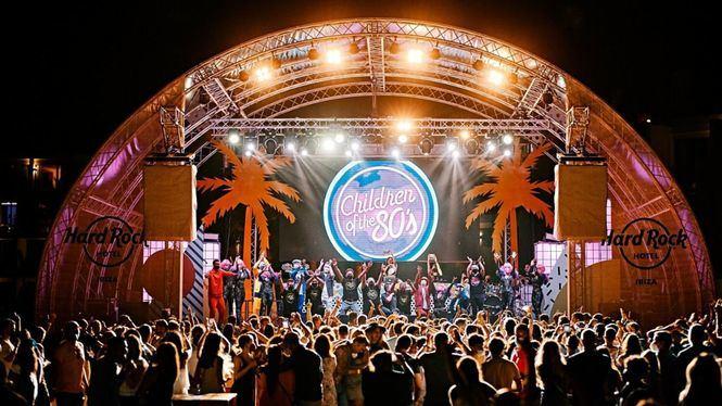 Celebración, con éxito, de prueba piloto de ocio en Hard Rock Hotel Ibiza