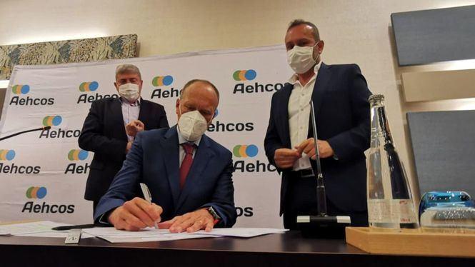Presentado el proyecto AEHCOS STAFF CLUB