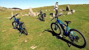 Conocer los espacios naturales más espectaculares de Navarra en bici