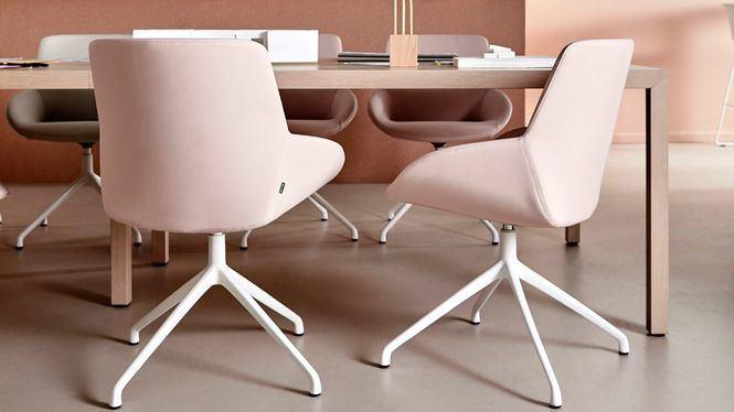 Mobiliario que protege los espacios de trabajo frente a virus y bacterias