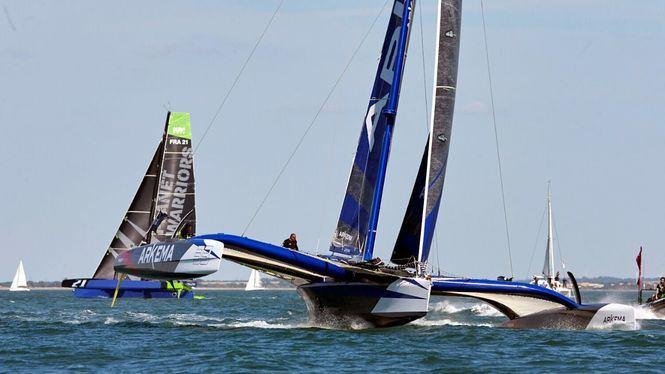 Décima edición de FIMAR y la regata Pro Sailing Tour en Las Palmas de Gran Canarias
