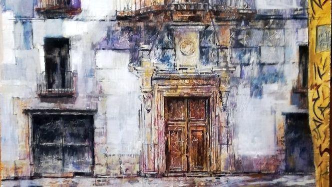 Impresiones - Huellas – Reflejos, exposición de Javier Peinado Huertas en Málaga