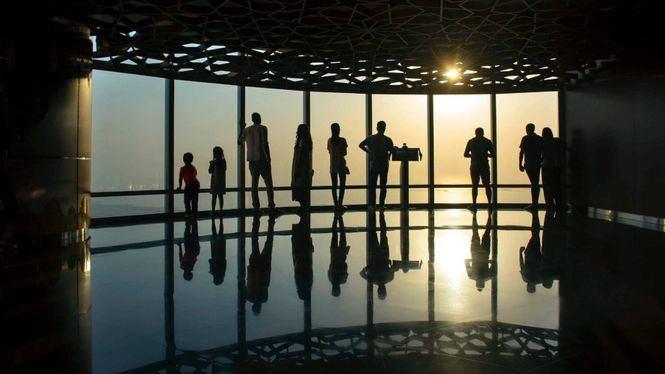 Entrada gratuita para At the Top, Burj Khalifa en los vuelos de Emirates a Dubái