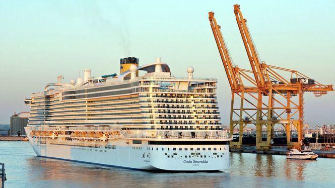 Costa Crucero vuelve a Barcelona en su primer crucero internacional de 2021