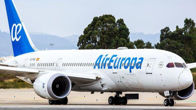 Air Europa retoma su plan de vuelo y vuelve a operar a diario a Santo Domingo