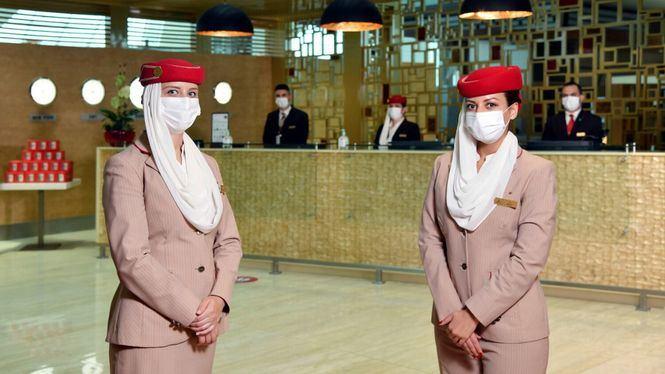 Emirates reabre su First Class Lounge en el aeropuerto de Dubái