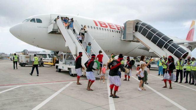 Iberia inaugura sus vuelos a Maldivas