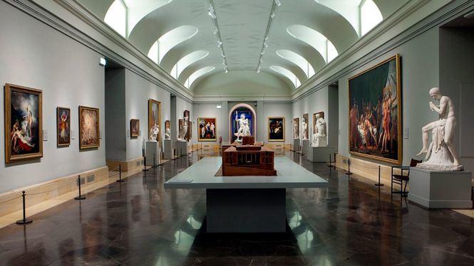 El Museo del Prado reordena las salas dedicadas al siglo XIX