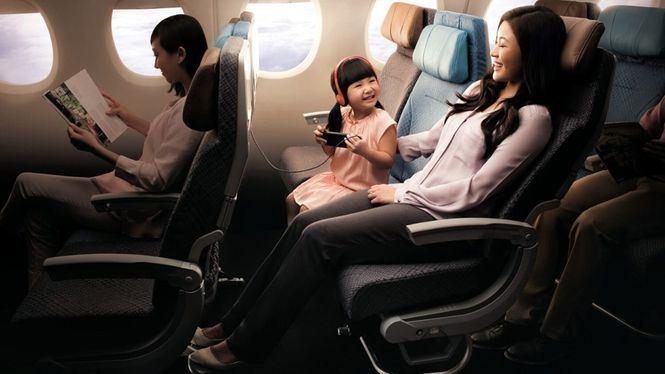 Singapore Airlines primera aerolínea que ofrece compras online a bordo de sus vuelos