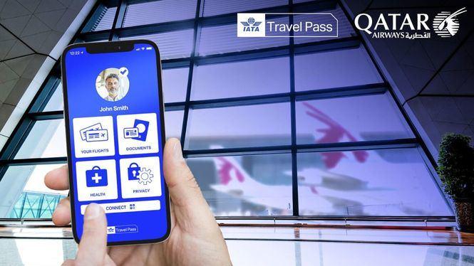 Qatar Airways integra los certificados de vacunación en el Pasaporte Digital