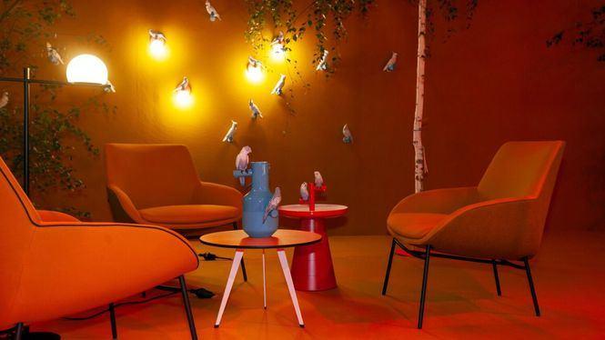 El diseño español vuelve a la sala VIP de ARCO