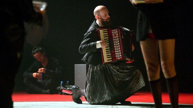 Sol Picó y su espectáculo de danza cierra la temporada del Teatro Español