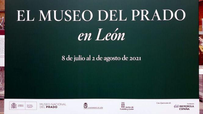 León es la nueva parada de El Prado en las calles