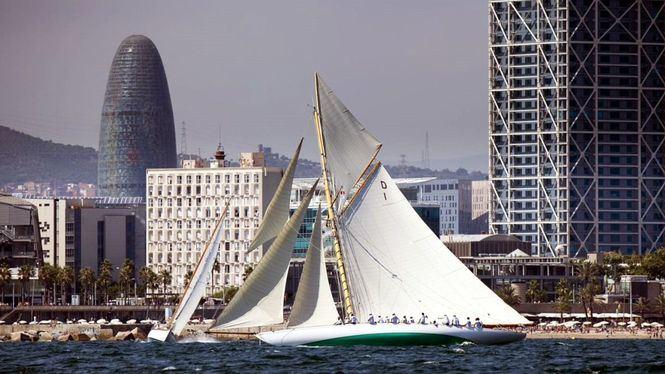 La regata Puig Vela Clàssica Barcelona vuelve este año