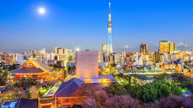 La web de Turismo de Japón sobre los Juegos Olímpicos y Paralímpicos de Tokio 2021