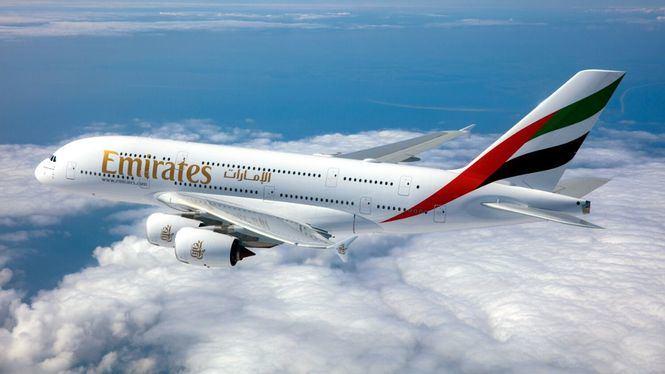 Emirates reanuda sus vuelos de pasajeros a Mauricio