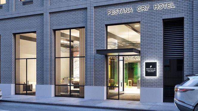 Abre sus puertas el nuevo hotel Pestana CR7 Times Square