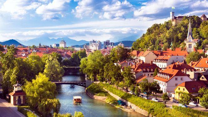 Liubliana, el nuevo destino de Iberia