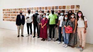 Habla el barro, un proyecto de inclusión social en torno a la exposición de Barceló en el MPM