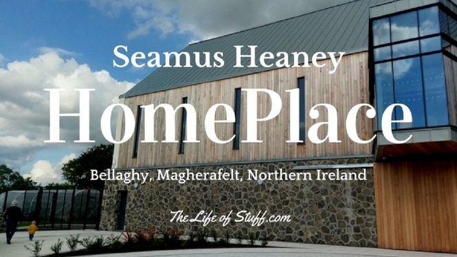 Escucha al nobel irlandés Seamus Heaney en la experiencia Open Ground en Londonderry