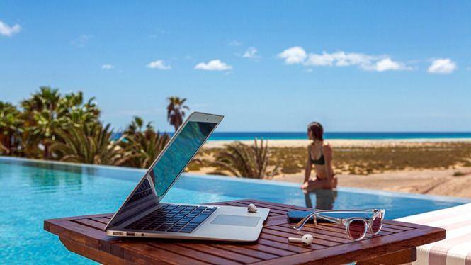 La campaña de Turismo de Canarias para captar teletrabajadores logra 31,5 millones de impactos