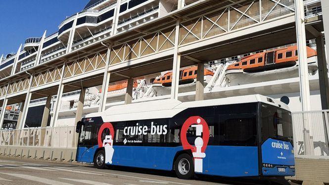 El Cruise Bus retoma su actividad con nuevos vehículos de gas natural comprimido